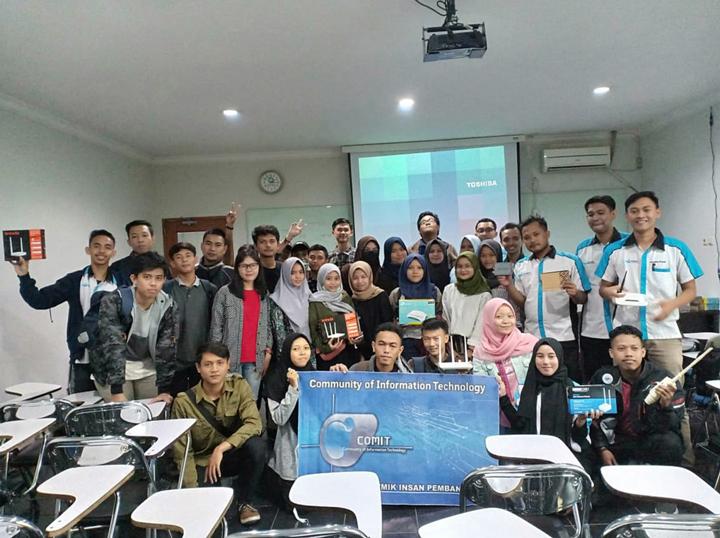 Pelatihan Computing & Network